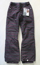 Pantaloni snowboard donna Roxy Micro strip Regular fit 5K Tg. XS-S-M
