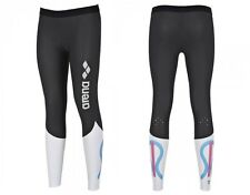 ARENA WOMAN DONNA CARBON COMPRESSION LONG TIGHT 1D142 PRE-POST PERFORMANCE