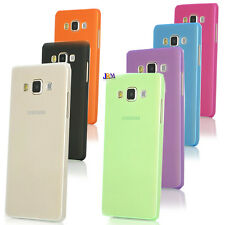 Frosted Transparent Hard Plastic Back Case Cover For Samsung Galaxy A5 A5000