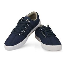 Unistar Blue Coloured Canvas Shoes(5001-Blu)