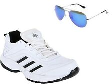 ABZ COMBO OF RUNNING SHOES+BRANDED SUNGLASSES-32