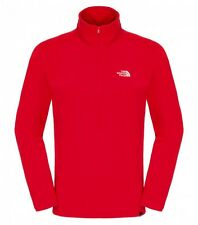 The North Face Herren 100 Glacier 1/4 Zip Fleecejacke