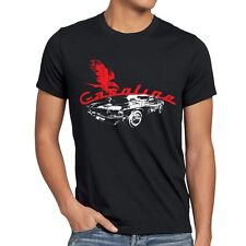 Muscle Car Herren T-Shirt auto gas death proof mustang motor ford rocker action