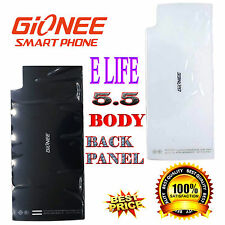 New Battery Housing Panel Back Glass Cover Case For Gionee Elife S 5.5