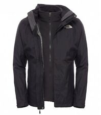 THE NORTH FACE GIACCA UOMO Evolution II Triclimate Jacket black