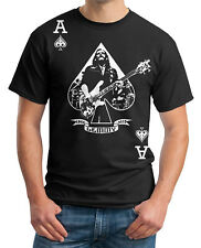 LEMMY T-SHIRT - Ace of Spades - MOTORHEAD tribute / men's NEW FOTL  - ALL sizes