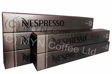 NESPRESSO CAPSULES - ROMA - GENUINE NEW COFFEE PODS - CHOOSE 30 50 80 100