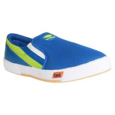 Unistar Blue Canvas Shoes (5020-Blue)