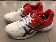 TENNIS SHOES JR SCARPE BAMBINO RAGAZZO ASICS GEL GAME 4 GS C311Y 0190 WHITE/RED