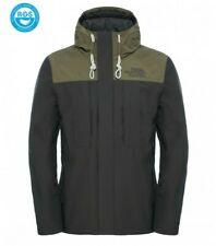 The North Face Herren Winterjacke Himalayan Black Ink Green