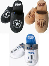Star Wars - Jedi / R2-D2 / Galactic Empire Embroidered Mule Slippers Lucasfilm