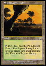 Landa Ventosa - Windswept Heath MTG MAGIC ONS Onslaught Eng/Ita NM
