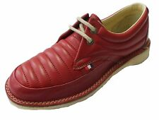 Pod Heritage Burgundy Jagger Retro Mod leather Shoes