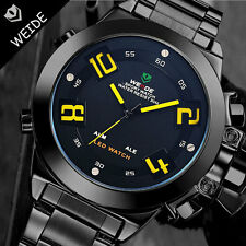 Weide Brand Luxury Sports Watch with Original Japanese Techonology Watch