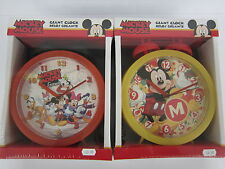 DISNEY MICKEY MOUSE GIGANTE OROLOGIO (2 DISEGNI DISPONIBILE)