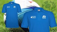 Six Nations Rugby 2017 Scotland polo shirt win