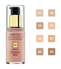 MAX FACTOR FACE FINITY All Day Flawless 3 in 1 Fondotinta 30ml diversi colori