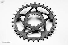 Chainring ABSOLUTE BLACK per SRAM GXP/BB30 (colore nero)
