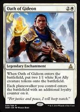 2x Giuramento di Gideon - Oath of Gideon MTG MAGIC OGW Eng/Ita