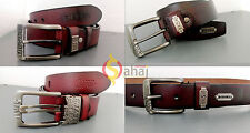 Premium Genuine Leather Stylish Casual & Formal Men's Belt gents belt