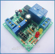 5V 12V Cycle Delay Module Cycle Time Relay Switch Adjustable Delay Relay Module