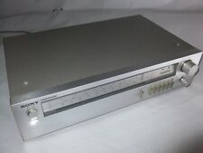 Sony ST-242L AM//FM Stereo Tuner. Quality Separate. 80s Tech