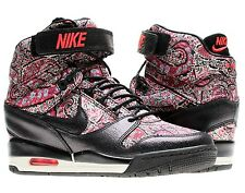 NIKE Air Revolution Sky Hi Liberty QS Black SIZE UK 5/6 EUR 38.5/40