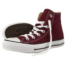 Converse HI M9613 Bordeaux Chuck Taylor All Star Chaussures Rouge Homme