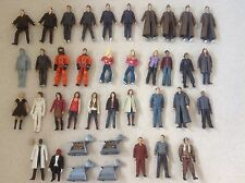 """DR WHO 5"""" ACTION FIGURES - SERIES 1 TO 4 - 9TH 10TH DR COMPANIONS - ROSE RIVER"""
