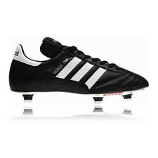 Adidas World Cup Soft Ground Classic Mens Black Football Studs Boots Shoes