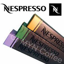 30 ORIGINAL NESPRESSO CAPSULES - CHOOSE YOUR OWN - GENUINE COFFEE PODS
