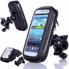 Bike Mount Holder Case Bicycle Cover  Samsung Galaxy S5 4 3 Mini Note 2 3 4 5