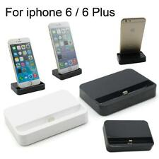 New Fast Charging Dock / Data Sync - For IPhone 5 /5s /5c /6 /6 plus Black/White