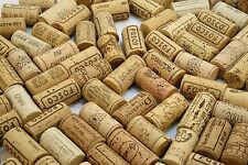 New Branded Unused Wine Corks - Ideal for Craft. Fast Dispatch from UK