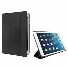 Smart PU Leather Ultra Thin Trifold Book Cover Case For Apple iPad Air / iPad 5