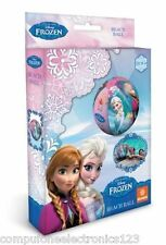 Genuine Disney Frozen Beach Ball Anna Elsa Swimming Pool Toy 50 CM