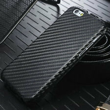 Carbon Fiber Finish Ultra-Light & Thin Grip Back case for iPhone