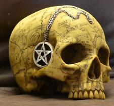 Nemesis Now WITCHCRAFT INSPIRED SALEM SKULL SCULPTURE Witch Spells Wiccan Pagan