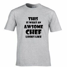 This Is What An Awesome Koch Looks Like Lustig Herren T-Shirt BBQ Kochen