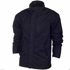 Nike Men's NSW M65 Papertouch Black Jacket 585107-010 Rare Running Gym Sport