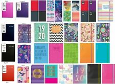 Academic 2017-2018 Slim, A4, A5, A6 Size Academic Diary-Day A Page/Week To View