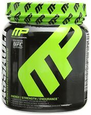 MusclePharm Assault 435g 30 Servings Pre Workout. Increased Energy.