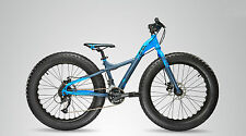 S'cool XXfat 24 Zoll 18-Gang Fatbike Fat Bike Kinderfahrrad MTB Mountainbike