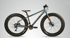 S'cool XTfat 26 Zoll 18Gang Fatbike Fat Bike MTB Mountainbike Jugendfahrrad 42cm