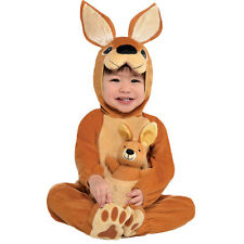 Baby Jumpin Joey Kangaroo Boys & Girls Fancy Dress Costume