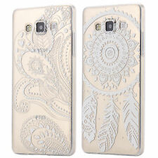 SAMSUNG SLIM CLEAR CUSTODIA CASE TPU SILICONE COVER TRASPARENTE DREAMCATCHER