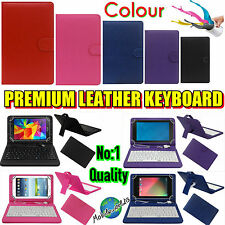 """COLOR KEYBOARD 7"""" CASE for Asus Fonepad ME371MG-1B058 TABLET LEATHER COVER STAND"""