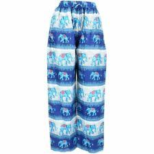 Elephant Trousers Pants Harem Ali Baba Aladdin Yoga Lounge Hippie Stripes Ellie