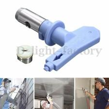 Airless Spray Gun Tips For Wagner Titan Graco Paint Sprayer Range Sizes Purple