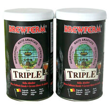 Brewferm Tripple Beer Kit DOUBLE Home Brew Brewing